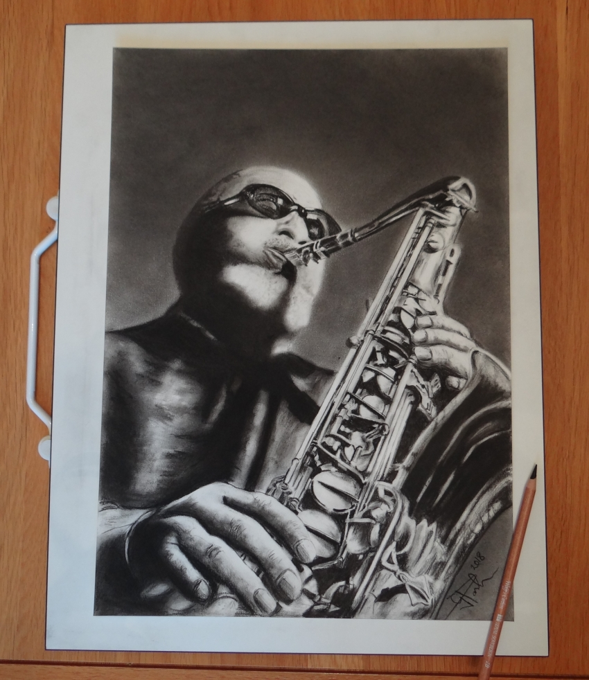 Sonny Rollins by GP1805